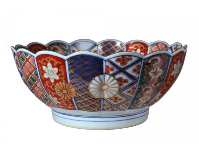 Japanese Decorative Bowl