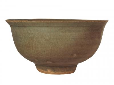 Chinese Footed Bowl