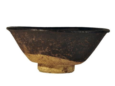 Footed Ceramic Bowl